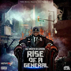 Rise of a General Cover Front